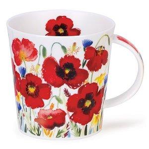 Dunoon Dunoon Cairngorm Campagne Mug - Red