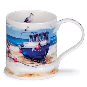 Dunoon Dunoon Iona Seaside Mug - Fishing Boat