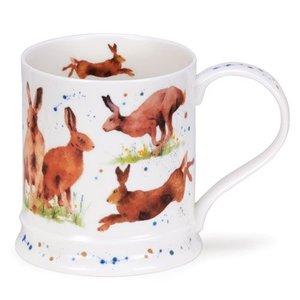 Dunoon Dunoon Iona Hares Mug