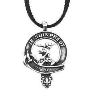 Hamilton & Young Hamilton & Young Outlander Unisex Clan Fraser Necklace - 9684