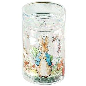 Beatrix Potter Peter Rabbit Glitter Beaker
