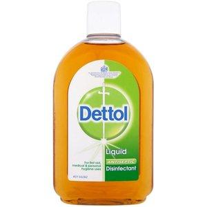 Dettol Liquid Dettol Liquid Antiseptic 250mL