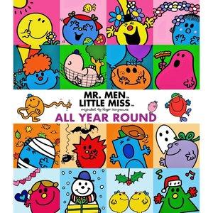 Mr.Men-Little Miss Mr. Men Little Miss All Year Round Activity Book