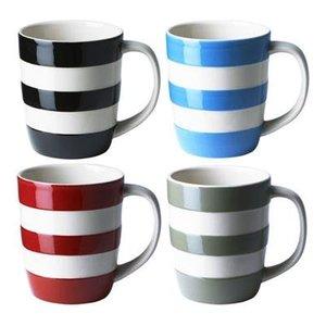 "Cornishware Cornishware ""Boys"" Mugs - Set of Four"
