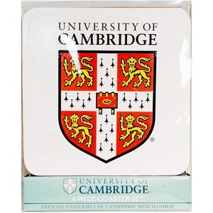 Elgate University of Cambridge Coasters