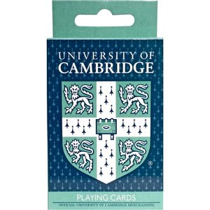 Elgate University of Cambridge Deck of Cards