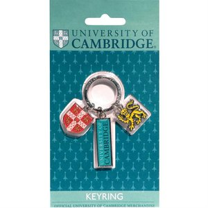 Elgate University of Cambridge Key Chain