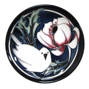 Moorcroft Pottery Moorcroft Talwin Tray 780/4