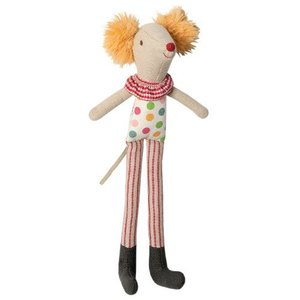 Maileg Maileg Circus Mouse - Stilt Clown