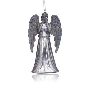 Kurt Adler Doctor Who Weeping Angel Glass Ornament