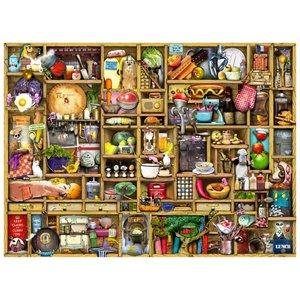 Wentworth Wooden Puzzles Wentworth Wooden Puzzles - Kitchen Cupboard - 500 Pieces