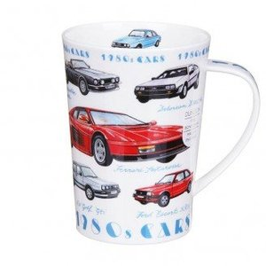 Dunoon Dunoon Argyll 1980s Classic Cars Mug