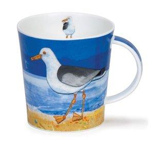 Dunoon Dunoon Lomond Shore Birds Mug - Seagull