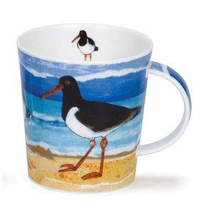 Dunoon Dunoon Lomond Shore Birds Mug - Oystercatcher
