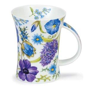 Dunoon Dunoon Richmond Sissinghurst Mug - Blue