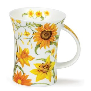 Dunoon Dunoon Richmond Sissinghurst Mug - Yellow