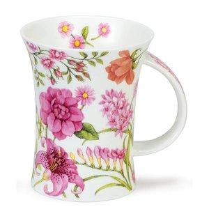 Dunoon Dunoon Richmond Sissinghurst Mug - Pink