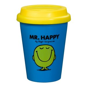 Mr.Men-Little Miss Mr. Happy Travel Cup