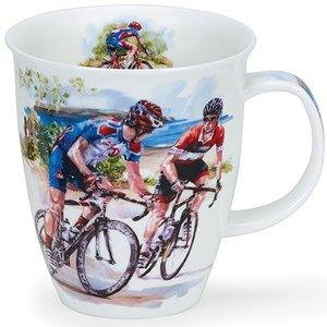 Dunoon Dunoon Nevis Sporting Life Mug - Cycling