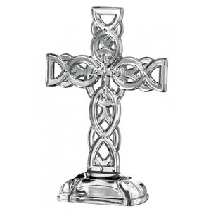 Galway Crystal Galway Celtic Cross