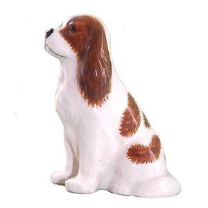 Quail Ceramics Quail Cavalier King Charles Spaniel Figure (Bleinham)