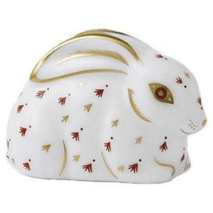 Royal Crown Derby Royal Crown Derby Baby Red Rabbit