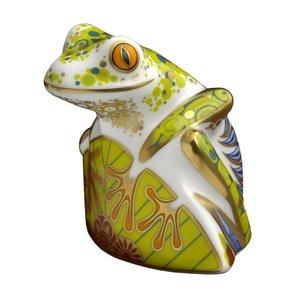 Royal Crown Derby Royal Crown Derby Skip the Frog