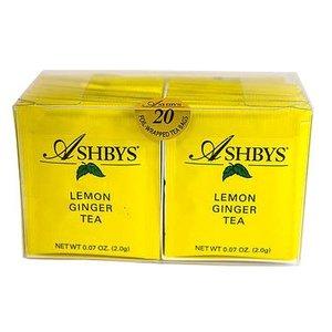 Ashbys Teas of London Ashbys Lemon Ginger Tea