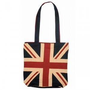 Woven Magic Woven Magic Union Jack Tote Bag
