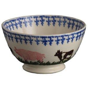 Brixton Pottery Brixton Pottery Farm Animals Small Bowl