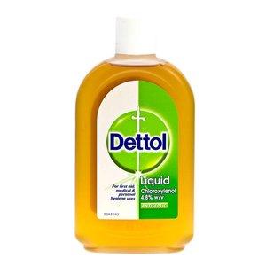 Dettol Antiseptic Dettol Antiseptic 500mL