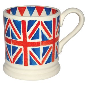 Emma Bridgewater Bridgewater Union Jack 1/2 Pint Mug