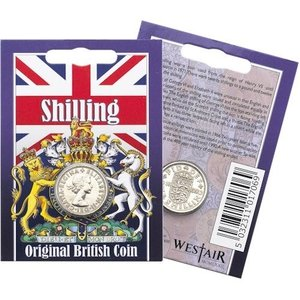 Westair Reproductions - Elizabeth II Shilling Coin Pack