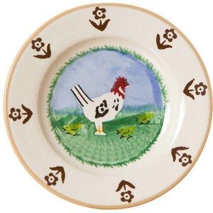 Nicholas Mosse Nicholas Mosse Hen Tiny Plate