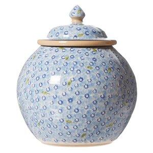 Nicholas Mosse Nicholas Mosse Light Blue Lawn Cookie Jar