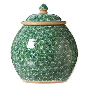 Nicholas Mosse Nicholas Mosse Green Lawn Cookie Jar
