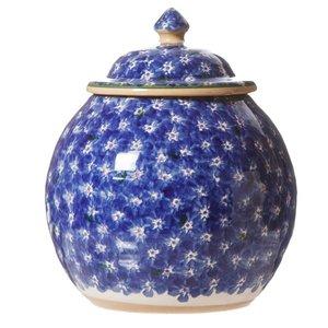 Nicholas Mosse Nicholas Mosse Dark Blue Lawn Cookie Jar