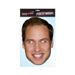 Mask-arade Mask-arade Prince William II Mask