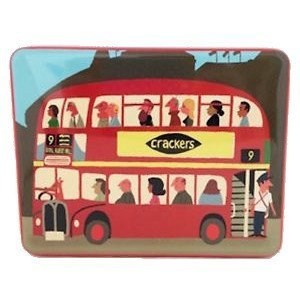 Paul Thurlby City Deep Rectangular Tin