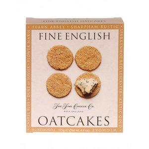 The Fine Cheese Company Fine Cheese Co. Fine English Oatcakes