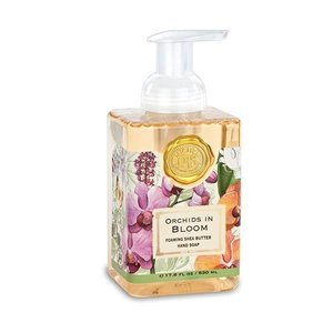 Michel Design Works Michel Foaming Soap Orchids in Bloom