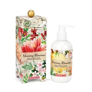 Michel Design Works Michel Morning Blossoms Hand and Body Lotion