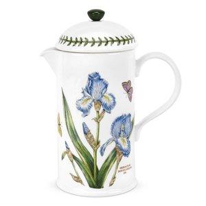 Portmeirion Portmeirion Botanic Garden 1.75 pint Cafetiere - Iris