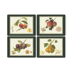 Pimpernel Pimpernel Hooker Fruits Placemats