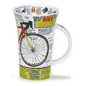 Dunoon Dunoon Glencoe Bike Anatomy Mug