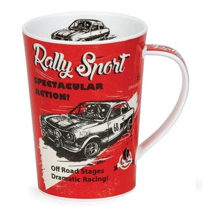 Dunoon Dunoon Argyll Sports Stars Mug - Rally Sport