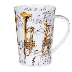 Dunoon Dunoon Argyll Symphony Mug - Brass