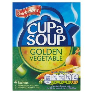 Batchelors Batchelor's Cup-A-Soup Golden Veg