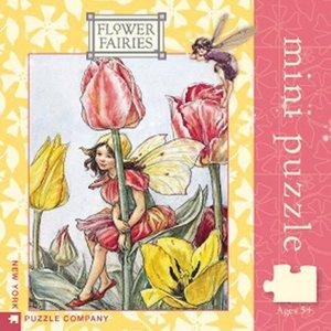 Flower Fairies Flower Fairies Mini Puzzle - Tulip