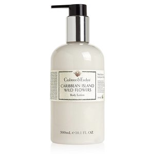 Crabtree & Evelyn C&E Caribbean Island Wild Flowers Body Lotion